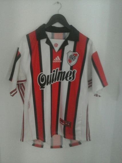 Camiseta River Plate Alternativa 2001 - Estampado Original