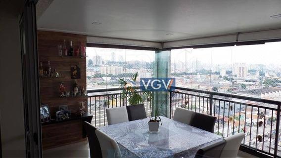 Apartamento Com 2 Dormitórios À Venda, 94 M² Por R$ 880.000,00 - Ipiranga - São Paulo/sp - Ap2424