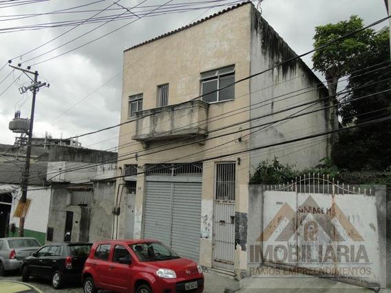 Casa Para Venda Em Rio De Janeiro, Santo Cristo, 6 Dormitórios, 4 Banheiros - 0396