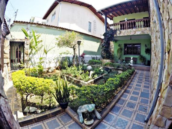 Casa Com 3 Quartos Para Comprar No Serrano Em Belo Horizonte/mg - Mat1955