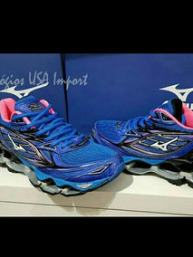 02 Tênis Mizuno Wave Prophecy