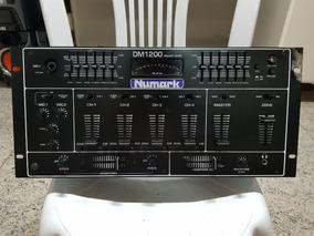 Mixer Preamp Numark Dm1200 - Conservadao!!!
