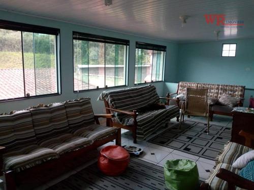 Casa Com 3 Dormitórios À Venda, 328 M² Por R$ 562.000,00 - Barro Branco - Ribeirão Pires/sp - Ca0432