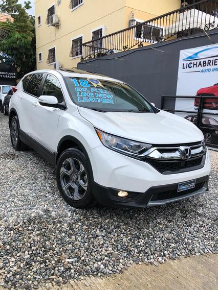 Honda Crv Full 2018