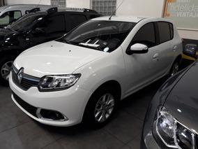 Renault Sandero 1.6 0km 2018 Financiado Lp