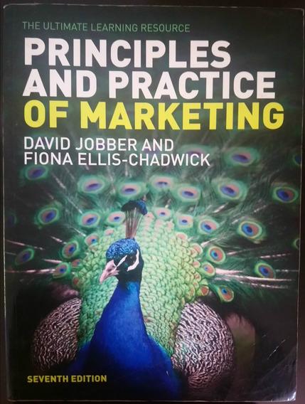 Principles And Practice Of Marketing (jobber/ellis-chadwick)