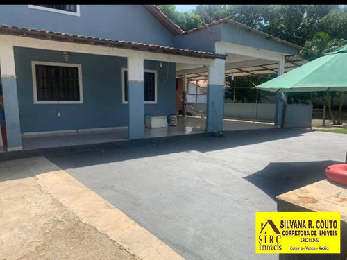 Chácara 1.400 M² Casa 3 Qts, Piscina R$ 425 Mil - 439