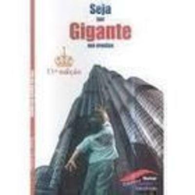 Livro Seja Um Gigante Em Vendas Itamar Fernandes