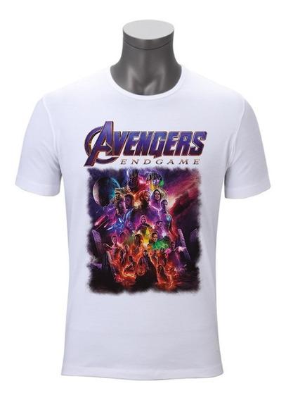Playera Económica Avengers Endgame Thanos