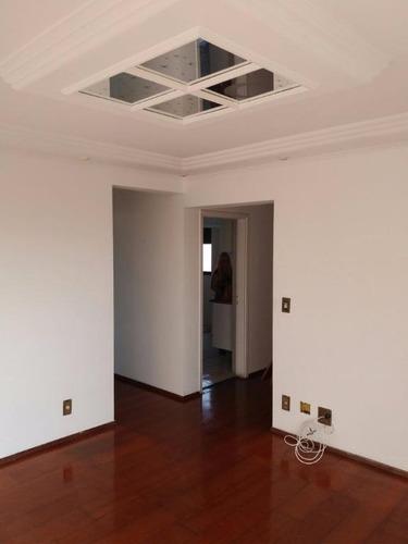 Imagem 1 de 10 de Apartamento Residencial À Venda, Mooca, São Paulo. - Ap3154