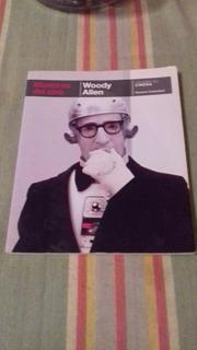 Woody Allen - Maestros Del Cine - Florence Colombani Envios!