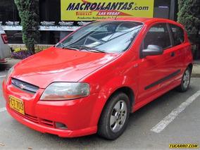 Chevrolet Aveo Gti Mt 1400cc 3p Sa