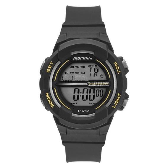 Relógio Mormaii Mo02018a Preto