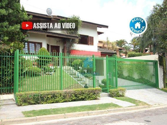 Ca0301-casa Com 4 Dormitórios À Venda, 400 M² Por R$ 1.150.000 - Parque Dos Príncipes - Osasco/sp - Ca0301