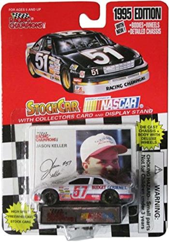 Imagen 1 de 1 de Coche Racing Champions 1995edition Nascar Stock