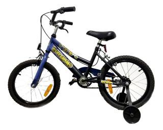 Bicicleta Cross Futura, Rodado 16