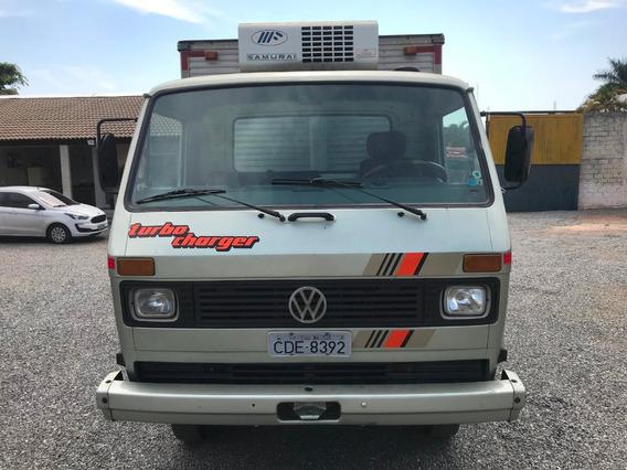 Volks 7110 Baú Camara Fria 1990