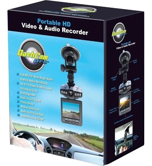 Camara De Seguridad Vehicular Dash Cam Pro