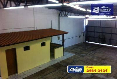 Galpão Comercial Para Venda Junto A Base Aérea De Cumbica Guarulhos - Ga0018