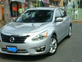 Vendo O Cambio Nissan Altima 2.5 Advance Navi Piel Qc Cvt