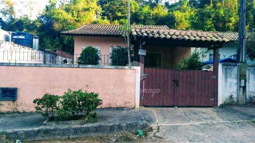 Casa Com 3 Dormitórios À Venda, 90 M² Por R$ 320.000,00 - Várzea Das Moças - Niterói/rj - Ca0119