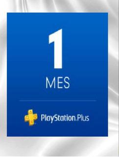 Psn Plus 1 Mes Playstation Plus Tu Usuario + Juegos Ps4