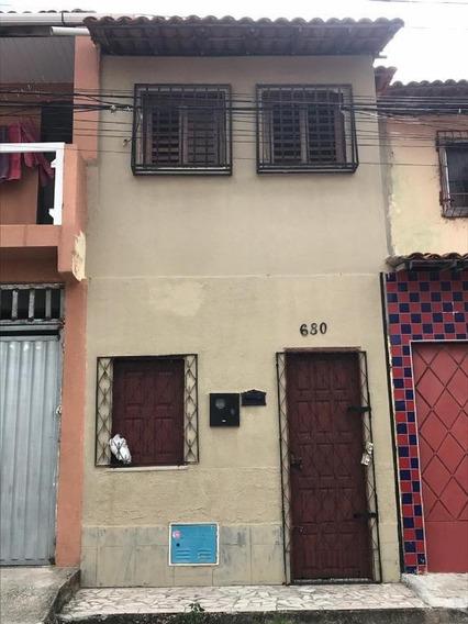 Casa Para Alugar, 54 M² Por R$ 450,00/mês - Messejana - Fortaleza/ce - Ca1458