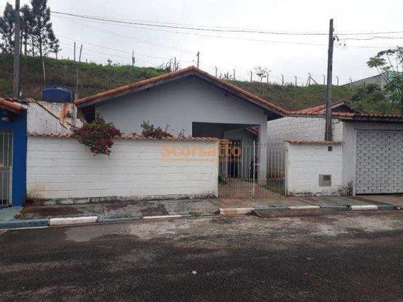 Casa Com 2 Dorms, Embu Mirim, Itapecerica Da Serra, Cod: 4153 - A4153