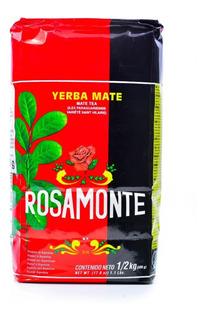 Yerba Mate Rosamonte 500 Gr