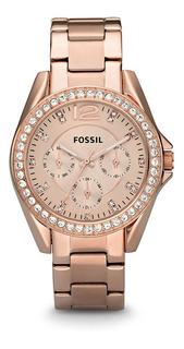 Reloj Fossil Mujer 100% Original
