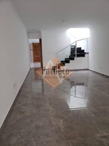 Sobrado Frontal, 3 Dormitórios, 2 Vagas. 125 M², Vila Marieta, R$ 680.000,00 - 2656