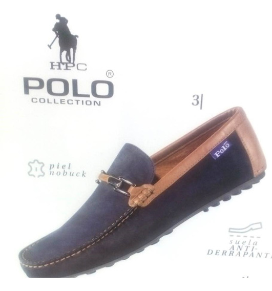 Zapatos Gamuza Polo Hombre Ropa, Bolsas y Calzado en