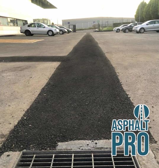 Asfalto En Frío (asphalt-pro) Para Bacheo
