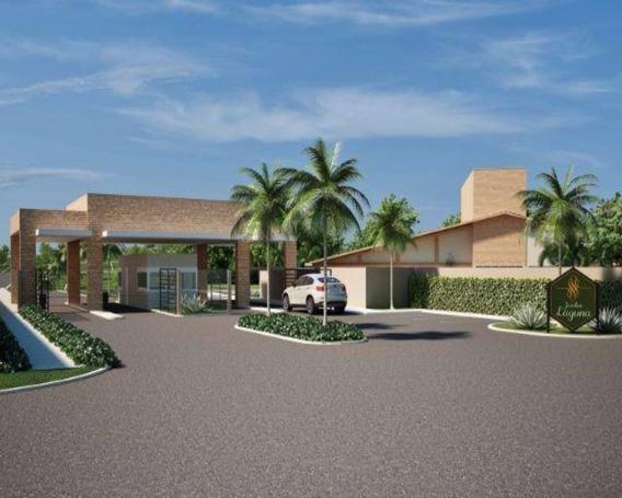 Oportunidade Única, Terreno Em Condomínio Fechado Jardim Laguna, Indaiatuba/sp, Com 300 M² Para Costruir Sua Casa Própria. - Tr02372 - 34293385