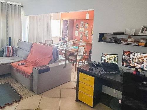 Ótimo Apartamento Com 2 Dormitórios À Venda, 80 M² - Jardim Magnólia - Campinas/sp - Ap5730