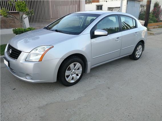 Nissan Sentra 2009 Nacionalizado