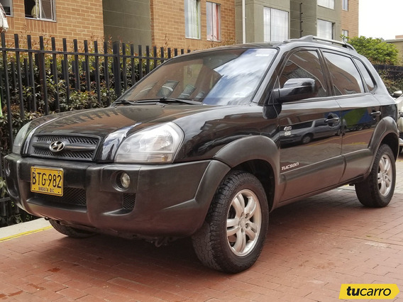Hyundai Tucson 2006, 4x4 Automatica, Full Equipo.