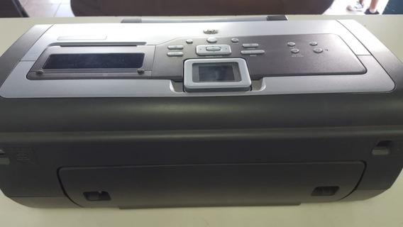 Impressora Hp Photosmart 7760 Com Cartucho Preto