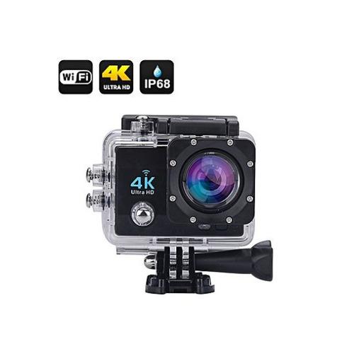 Camera Sports 4k Wifi 170 ° 30 Metros
