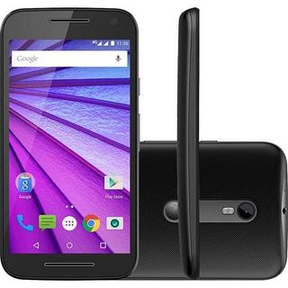 Motorola Moto G3 Xt1550 Dual 16gb - Não Funciona Um Chip