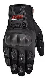 Luva X11 Motociclista Blackout C/ Proteção