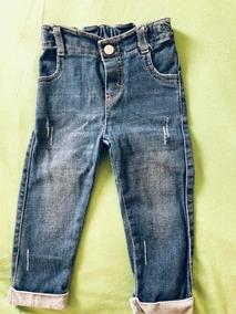 e8b9187ef5 Legging Jeans Bebe - Calças de Bebê no Mercado Livre Brasil