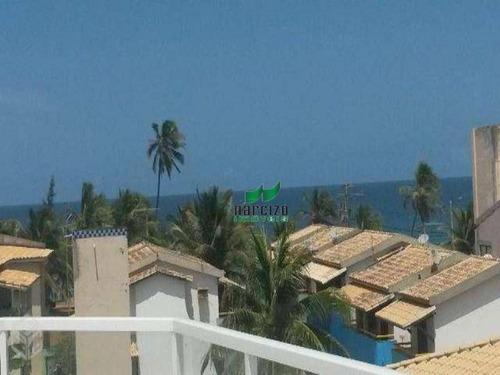 Imagem 1 de 17 de Apartamento Com 2 Dormitórios À Venda, 120 M² Por R$ 550.000,00 - Stella Maris - Salvador/ba - Ap0782