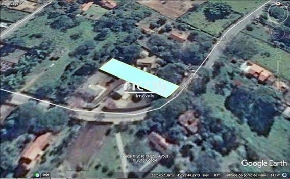 Terreno Residencial À Venda, Parque Lago Azul, Pindamonhangaba - . - Te0613