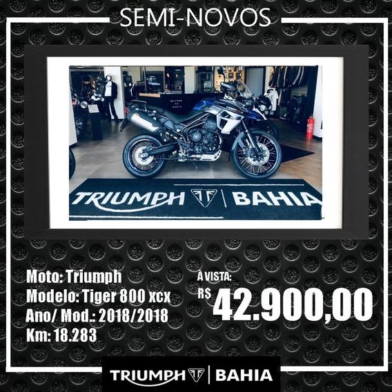 Triumph - Tiger 800 Xcx. 2018/2018