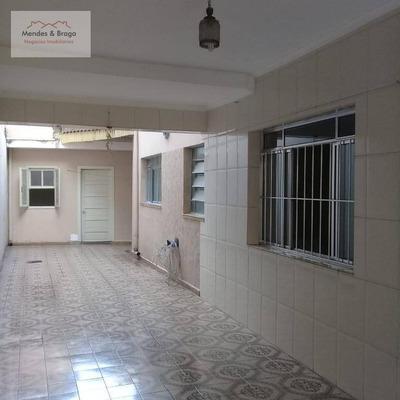 Sobrado P/ Locação Vila Galvão - Comercial E Residencial - So0036