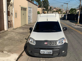 Fiat Fiorino 1.4 Hard Working Flex 4p 2018