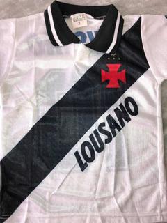 Camisa Do Vasco Da Gama Retro Infantil Anúncio 52