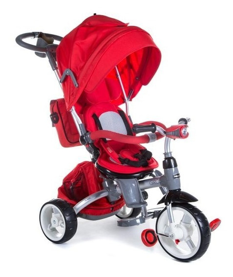 Triciclo Prinsel Convertible 6 En 1 Pm-5217523