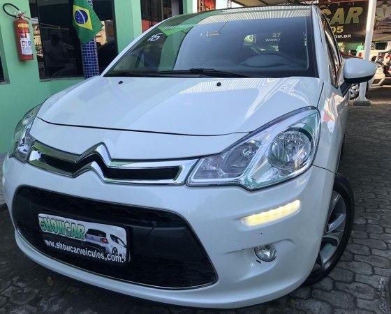 Citroën C3 1.6 Vti 16v Tendance Flex Aut. 5p